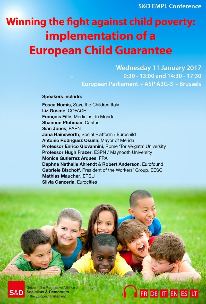 Child Guarantee Conference