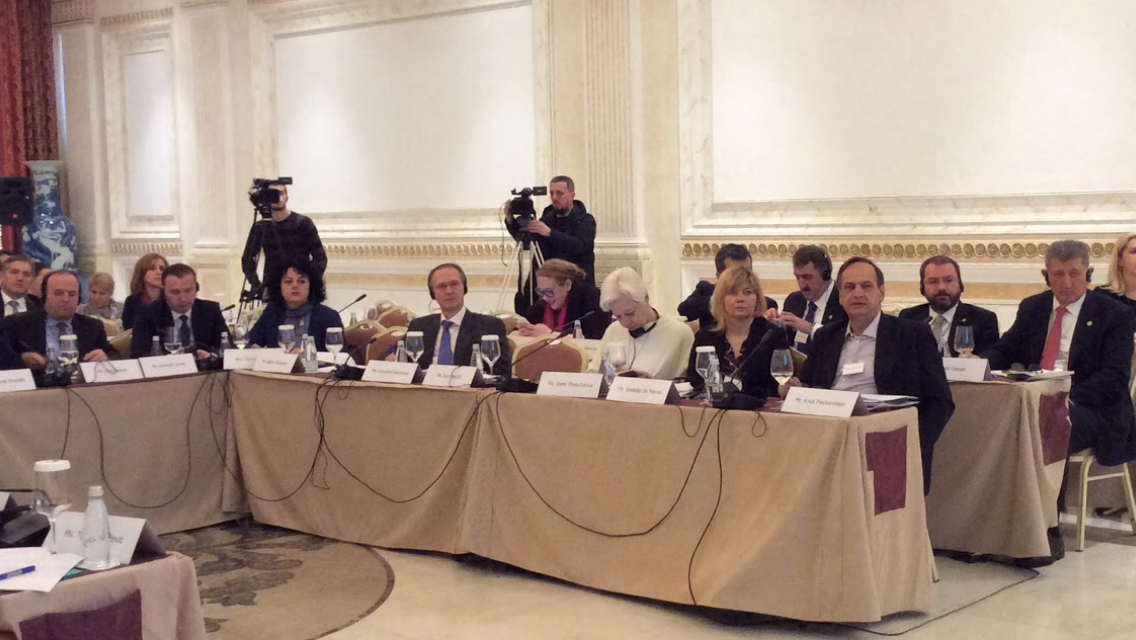 S&Ds back co-operation at inter-parliamentary conference on trans-European networks policy and connectivity agenda