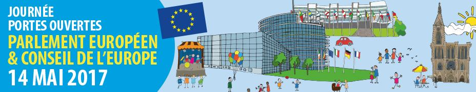 Strasbourg Open Day of the European institutions 2017.