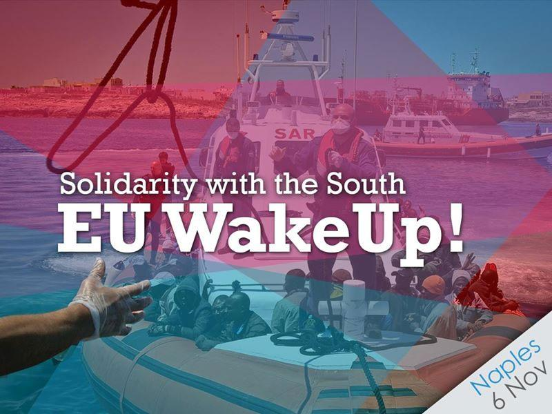 Relaunching Europe, Naples, Solidarity with the South: EU Wake Up!