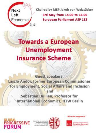 Next Left Economic Circle - Towards a European Unemployment Insurance Scheme