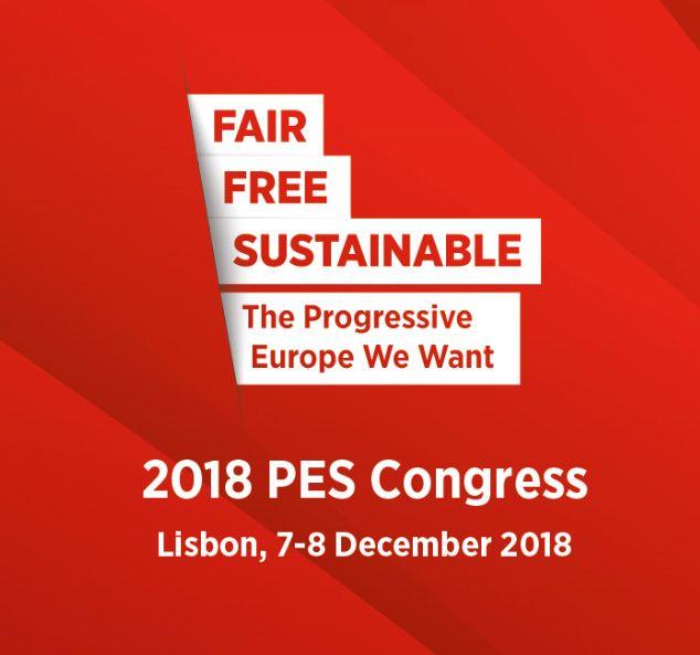 2018 PES Congress | Socialists & Democrats