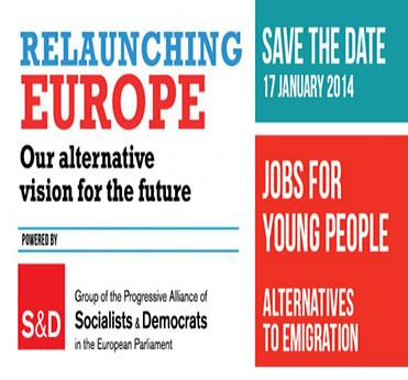 Relaunching Europe in Vilnius - Jobs for young people: Alternatives