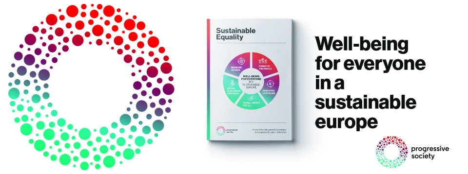 Progressive Society Sustainable Equality Report