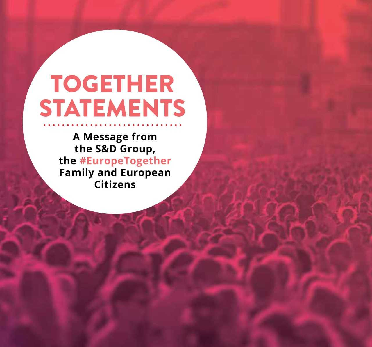 OUR JOURNEY #EUROPETOGETHER