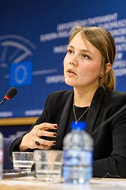 Emilie Turunen : Europe back to work