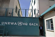 for UNRWA (the United Nations Relief and Works Agency for Palestine Refugees in the Near East).