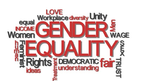 Words around and about gender equality