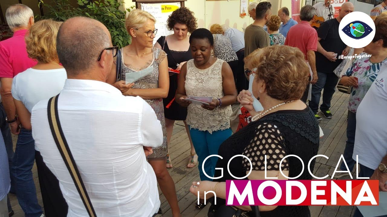 Embedded thumbnail for Go Local Modena