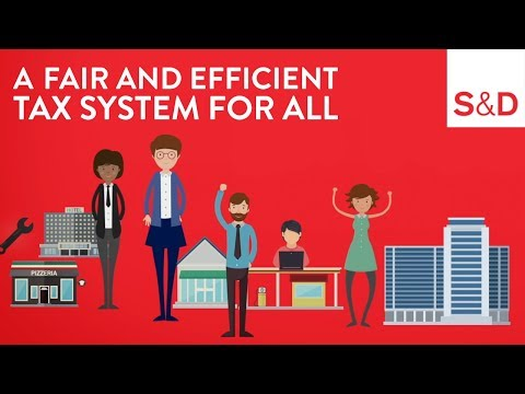 Embedded thumbnail for A Fair and Efficient Tax System for All