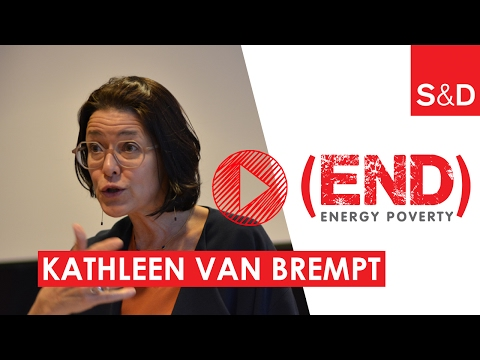 Embedded thumbnail for  Kathleen Van Brempt on how to End Energy Poverty