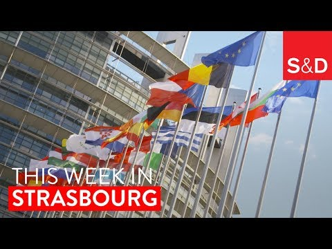 Embedded thumbnail for This Week in Strasbourg | Catalonia, Women's Rights, Ryanair, Brexit and more