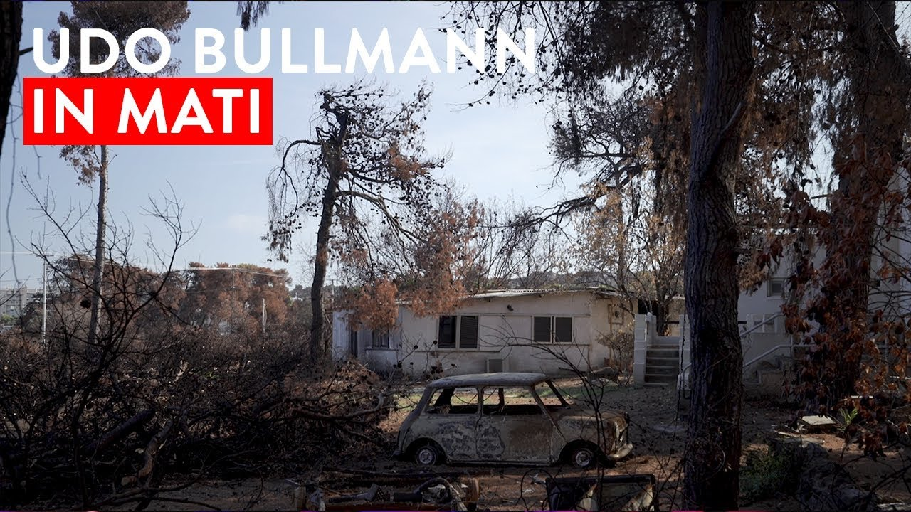 Embedded thumbnail for Our president Udo Bullmann in Mati, Greece
