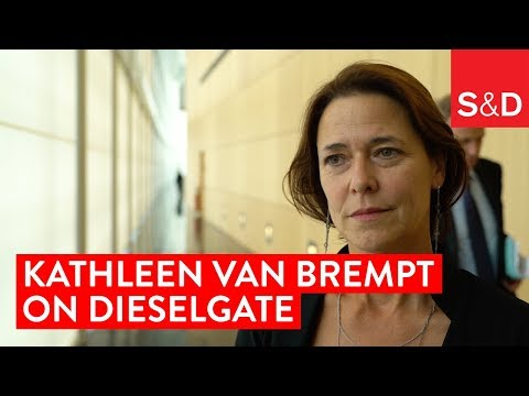 Embedded thumbnail for Kathleen Van Brempt on Dieselgate