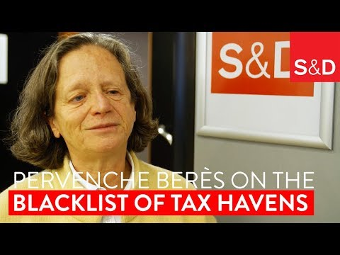 Embedded thumbnail for Pervenche Berès on the EU List of Tax Havens