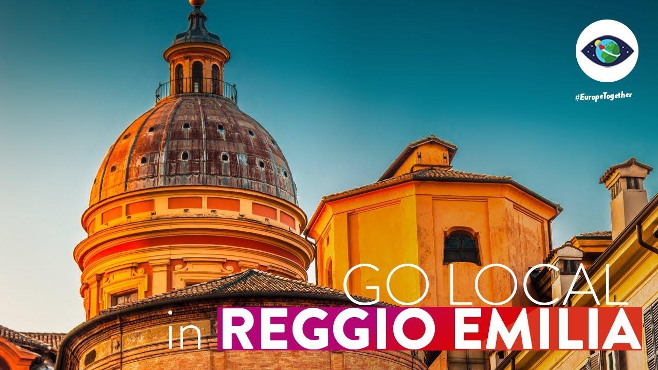 Embedded thumbnail for Go Local - Reggio Emilia - Interviews
