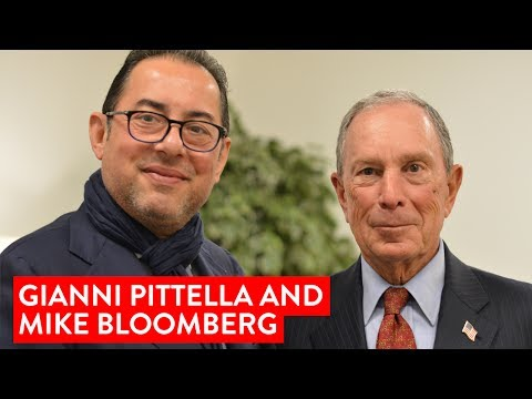 Embedded thumbnail for Gianni Pittella and Mike Bloomberg: United We Can Fight Climate Change