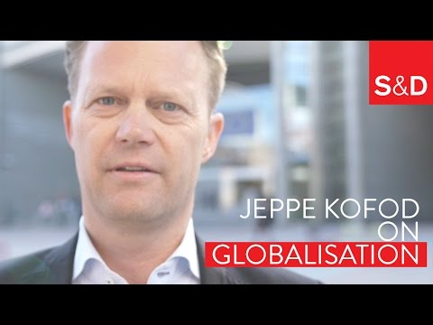 Embedded thumbnail for Jeppe Kofod on the Real Challenges of Globalisation