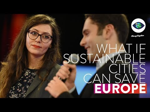 Embedded thumbnail for Together in Antwerp | What if Sustainable Cities can Save Europe