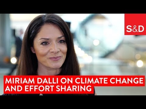 Embedded thumbnail for Miriam Dalli on Climate Change and Effort Sharing