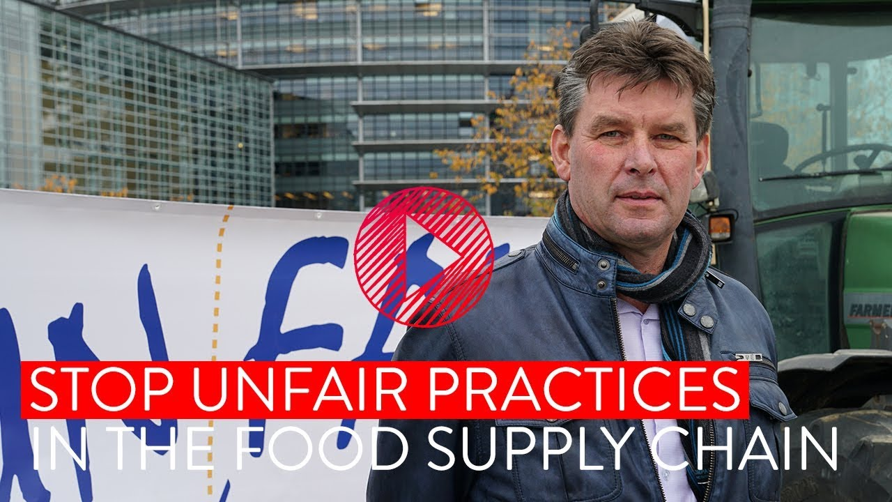 Embedded thumbnail for Stop Unfair Practices in the Food Supply Chain