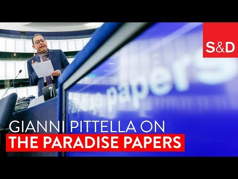 Embedded thumbnail for Gianni Pittella on the Paradise Papers