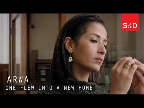 Embedded thumbnail for One flew into a new home - The Story of Arwa