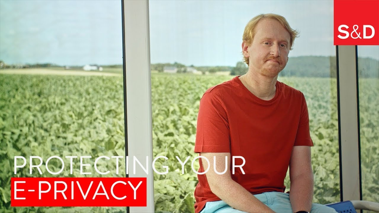 Embedded thumbnail for Protecting your privacy online