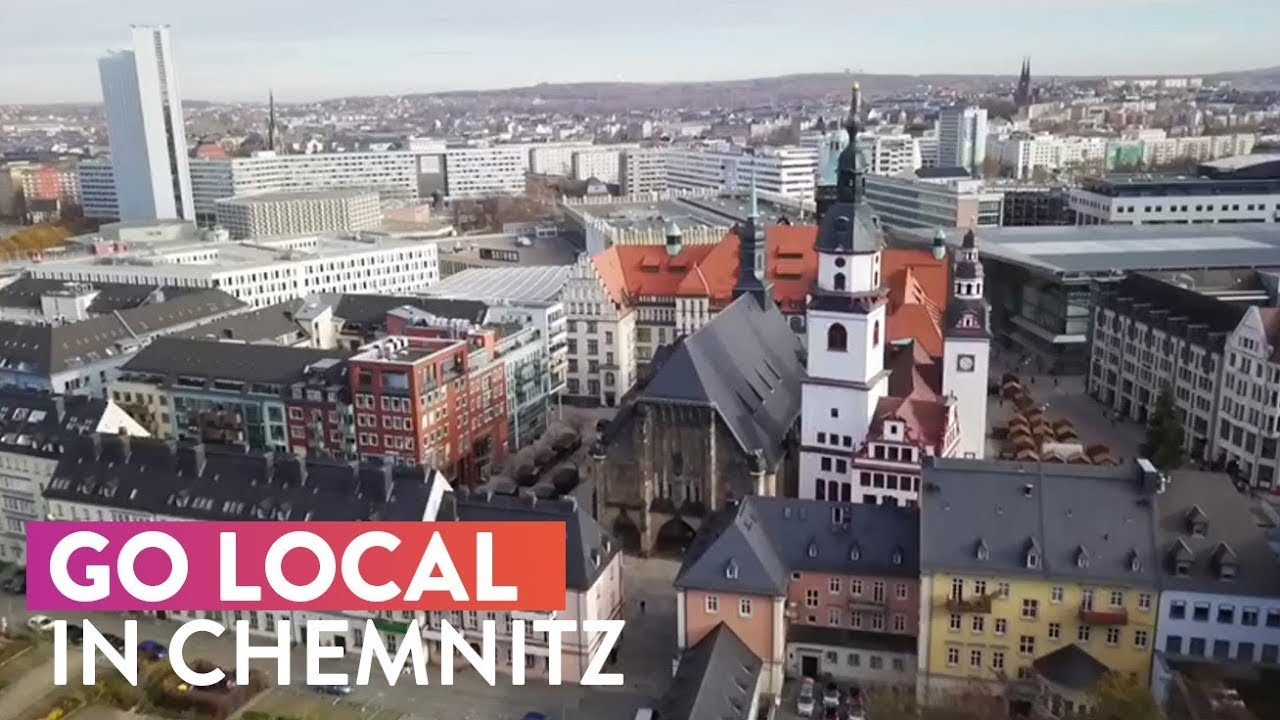 Embedded thumbnail for S&Ds Go Local in Chemnitz