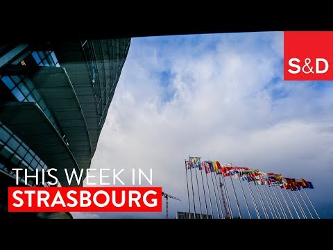 Embedded thumbnail for This Week in Strasbourg: Clean Energy, Future of Europe, Colombia Peace Process and More...
