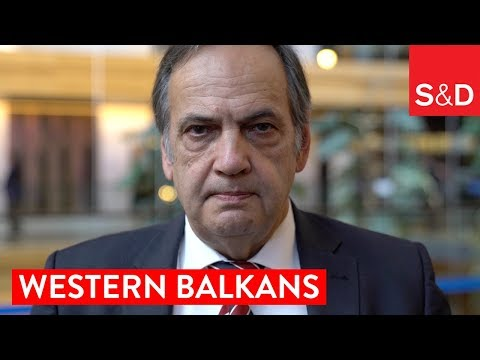 Embedded thumbnail for Knut Fleckenstein on the Western Balkans Strategy