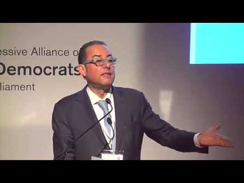 Embedded thumbnail for Gianni Pittella's speech in Warsaw