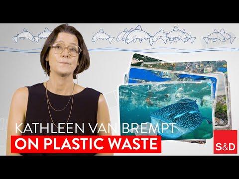 Embedded thumbnail for Kathleen Van Brempt on Plastic Waste!