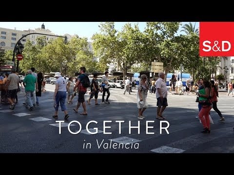 Embedded thumbnail for Together in Valencia | EU Cohesion Policy