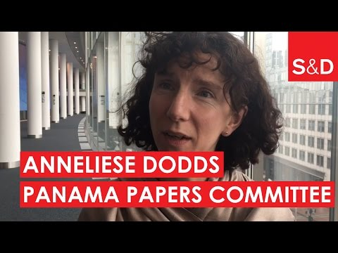 Embedded thumbnail for  Anneliese Dods on the Fight against Tax Evasion
