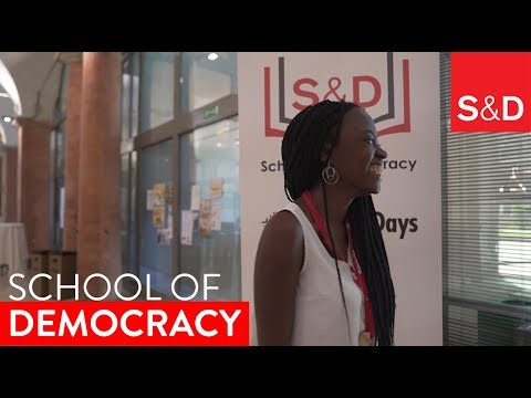 Embedded thumbnail for School of Democracy 2018