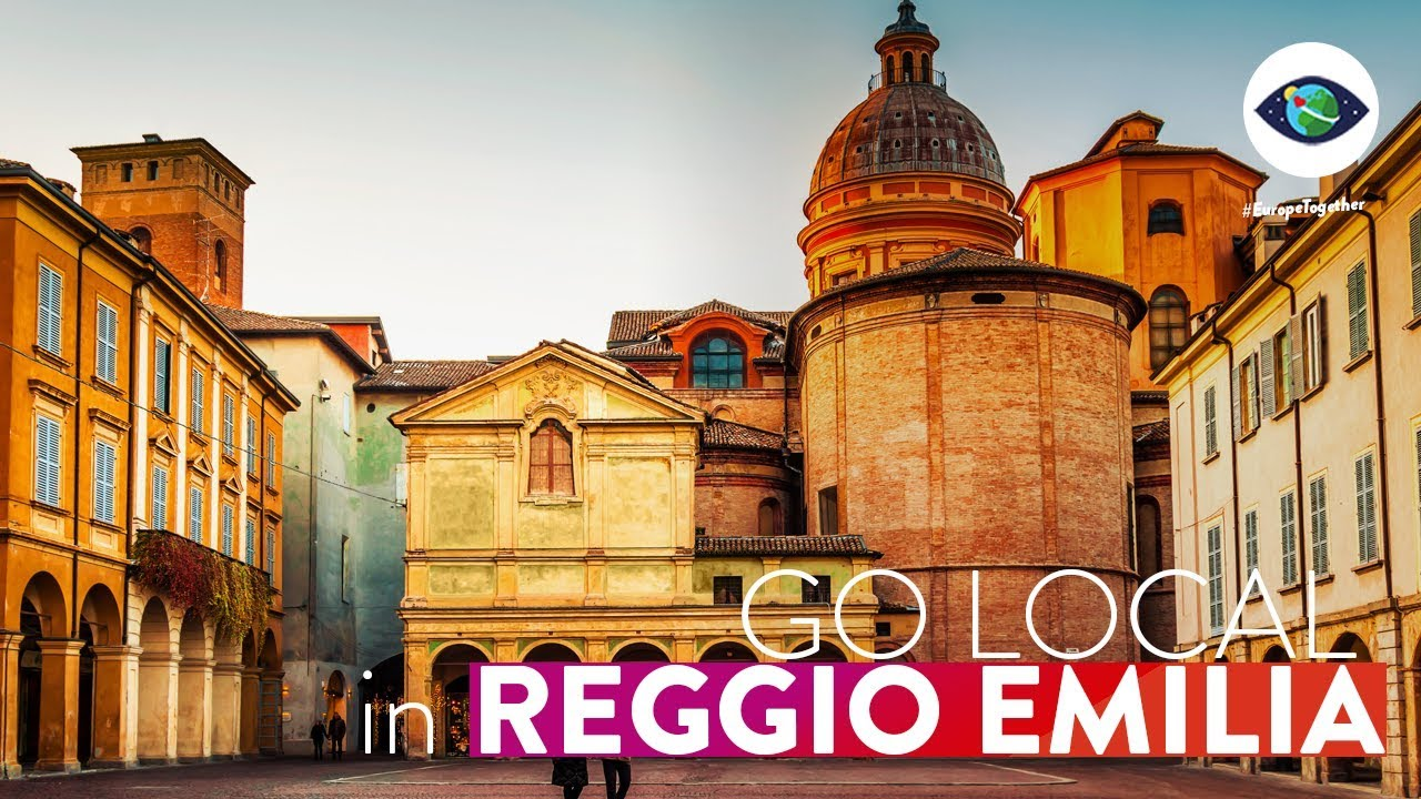 Embedded thumbnail for Go Local - Reggio Emilia