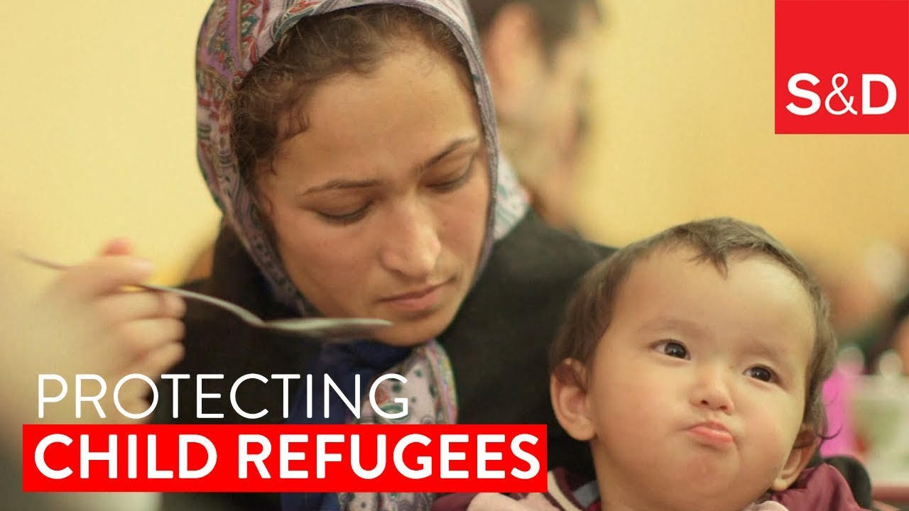 Embedded thumbnail for S&Ds: Member states must act to protect child migrants