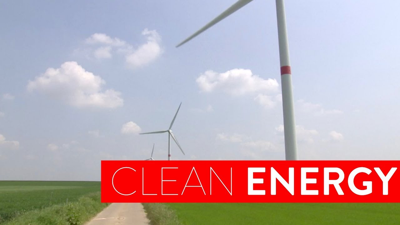 Embedded thumbnail for Clean Energy is important for Europe