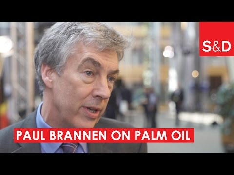 Embedded thumbnail for Paul Brannen on Palm Oil