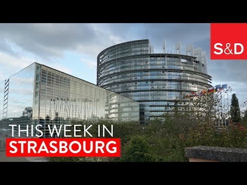 Embedded thumbnail for This Week in Strasbourg: Jerusalem, Panama Papers, Schengen, Brexit, and more...