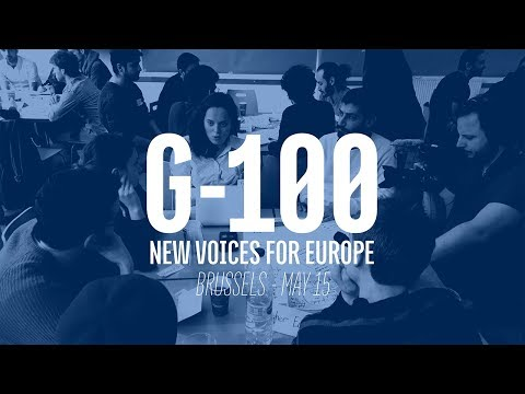 Embedded thumbnail for GPF Event - G-100 Conference in Brussels