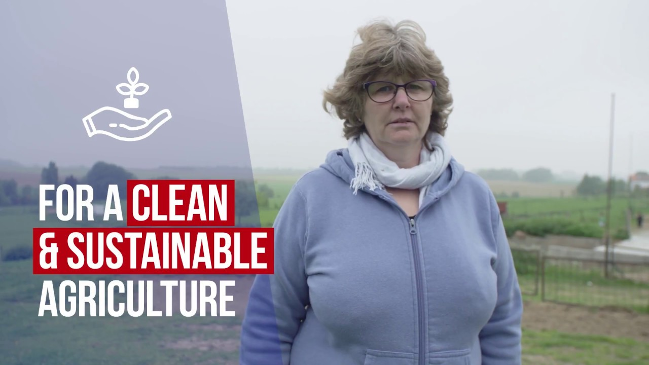 Embedded thumbnail for For a Clean and Sustainable Agriculture