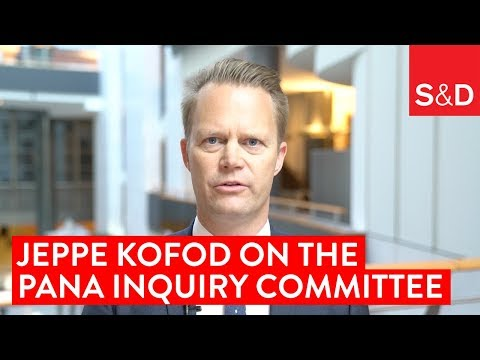 Embedded thumbnail for Jeppe Kofod on the Conclusions of the Panama Papers Inquiry Committee