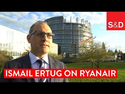 Embedded thumbnail for Ismail Ertug on Ryanair: Defending Passengers' Rights
