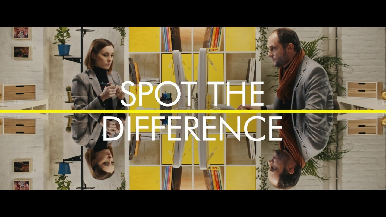Embedded thumbnail for Spot the Difference - Gender pay gap