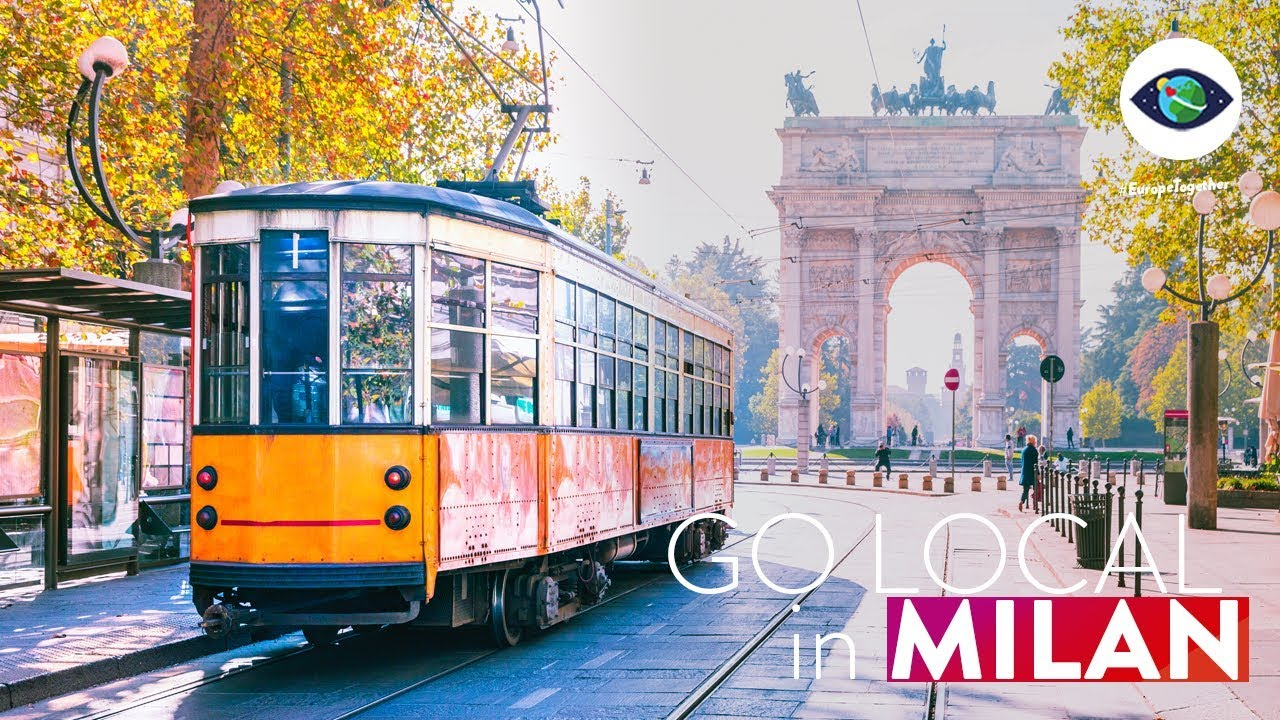 Embedded thumbnail for Go Local Milano