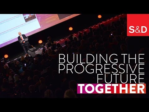 Embedded thumbnail for Together in Brussels | Building the Progressive Future