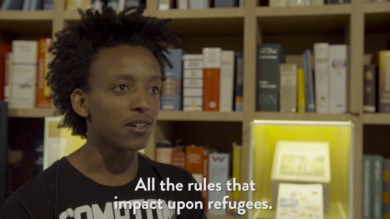 Embedded thumbnail for World Refugee Day 20 June 2018