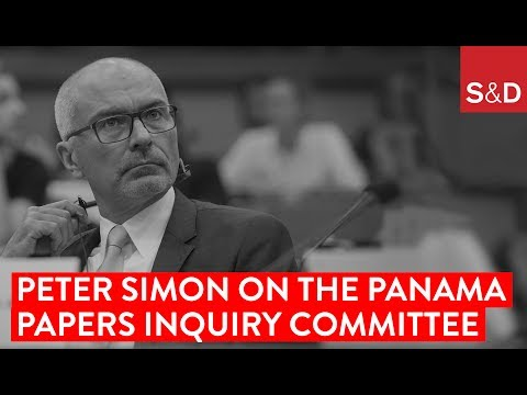 Embedded thumbnail for Peter Simon's Reaction to the Panama Committee Hearing with Jean-Claude Juncker